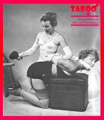 047.vintage spanking