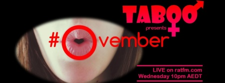 Ovember FB cover photo