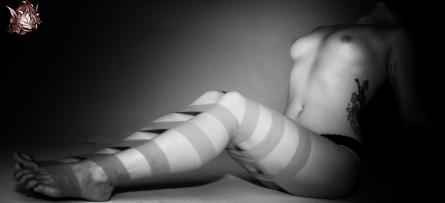 Model: Cassie Photographer: Marquis De JJ